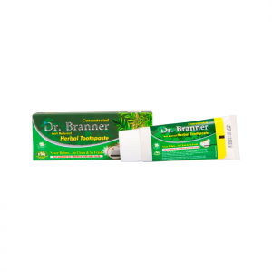 D. Branner Natural and Herbal Toothpaste 50g