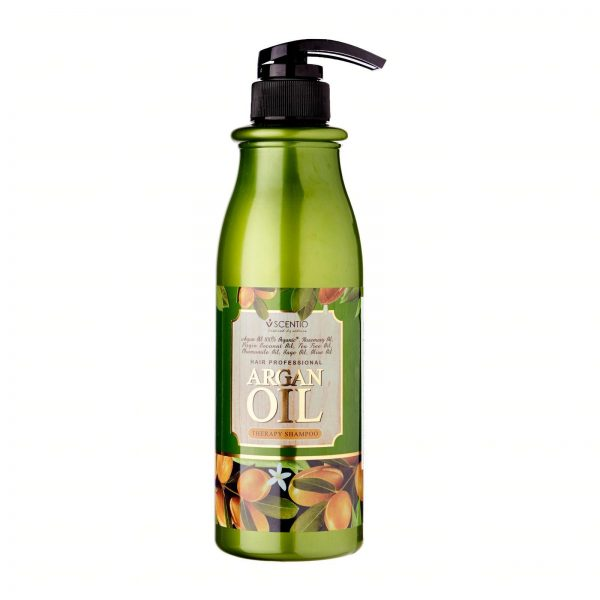 Scentio Hair Professional Argan Oil Therapy Shampoo