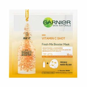 Garnier Vitamin C Shot Booster Mask 33g